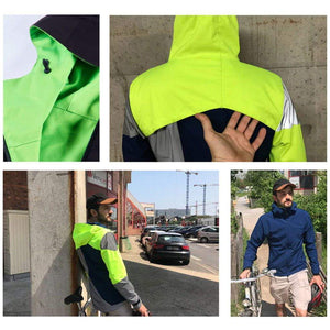 Urban Circus Jacket The High Visibility Cycling Jacket for Urban Bikers