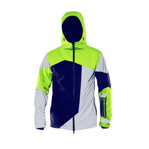 Urban Circus Jacket Yellow / XS The High Visibility Cycling Jacket for Urban Bikers