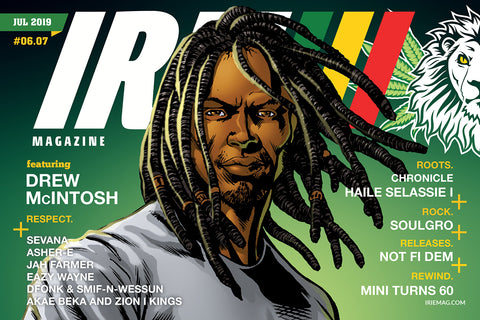SoulGro Irie Magazine Feature