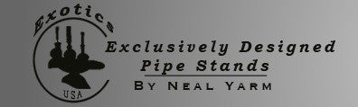 Neal Yarm -  Pipe Stands
