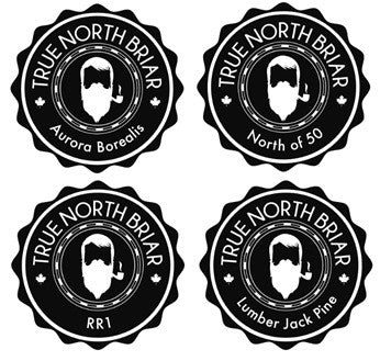 True North Briar - Beard Oil