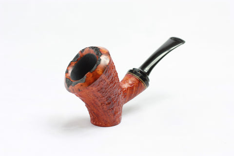 SOLD - Dirk Heinemann - Blasted Cherrywood Sitter