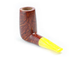 Markuz Handmade Pipes - Smooth Tallstack Billiard