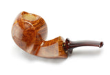 Kim Handmade Pipes - Smooth Blowfish