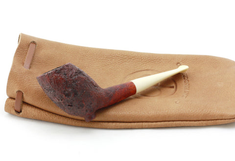 SOLD - C.Perkins - Blasted strawberry wood Cutty