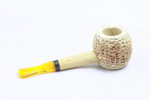 Corn Cob - Missouri Meerschaum - Natural Morgan