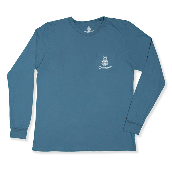 Deez Knots Long Sleeve Pocket T-Shirt