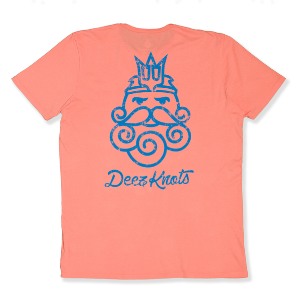 Deez Knots Short Sleeve Pocket T-Shirt