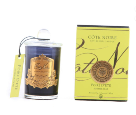 Cote Noir - summer Pear 75g