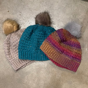Beanies - by Deb