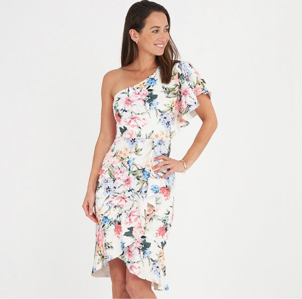 WC Spring Bouquet Dress