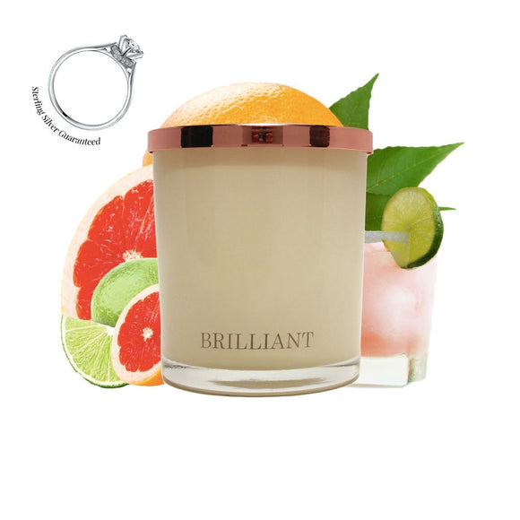 Brilliant Scents Pink Grapefruit Margarita