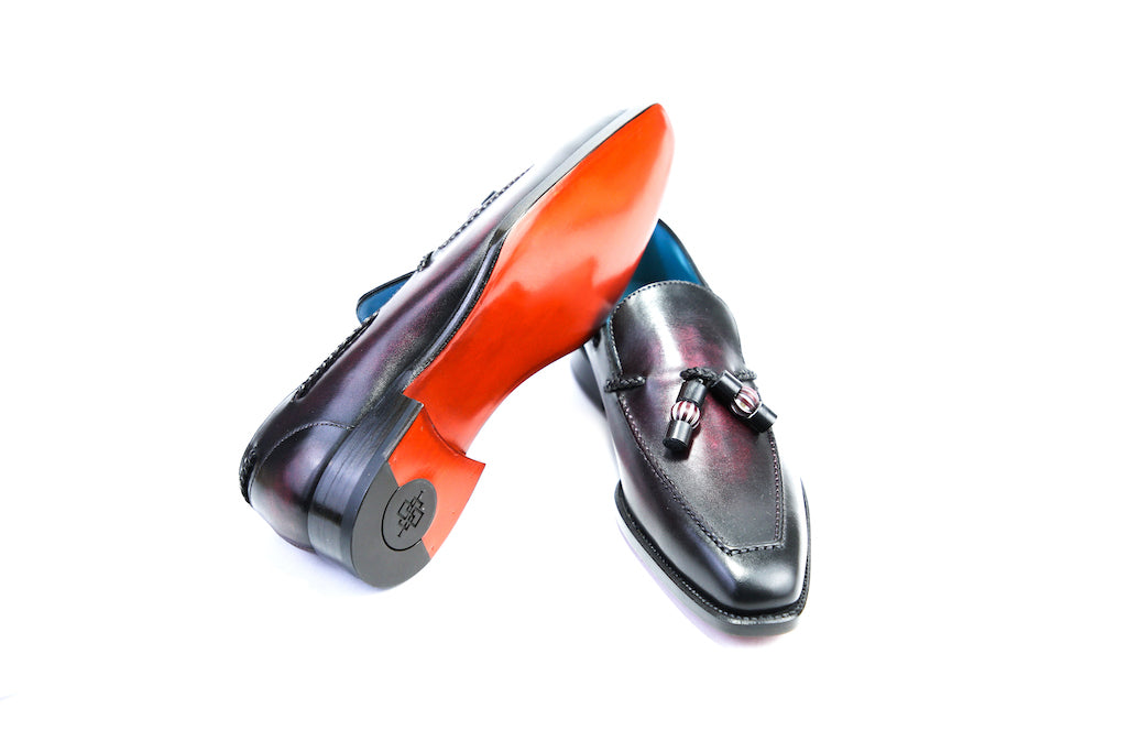 ICONIC SAIGON TASSEL LOAFER SHOES
