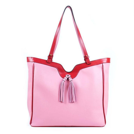 Ottilie leather tote bags