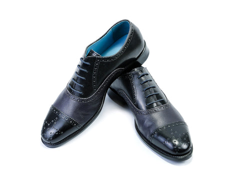 38 EE CITIZEN SHOES, BLACK - READY TO WEAR
