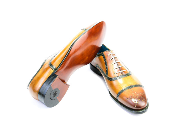43 EE CITIZEN SHOES, AUTUMN PATINA - READY TO WEAR