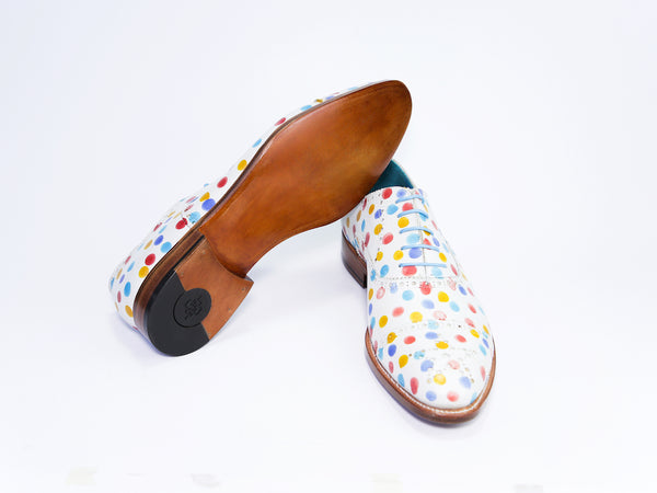 43 EEE CITIZEN SHOES, DOTTY PATINA - READY TO WEAR