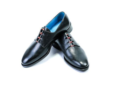 BRUCE SHOES - BLACK - READY TO WEAR (37 EE)