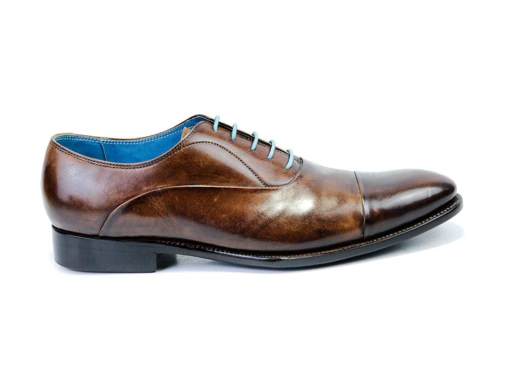 Classic-Goodyear-shoes-medium-brown-patina-46E