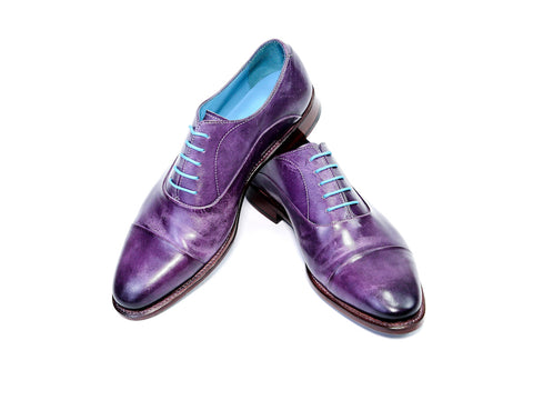 Classic-Oxford-shoes-Goodyear-hand-painted-purple-40F