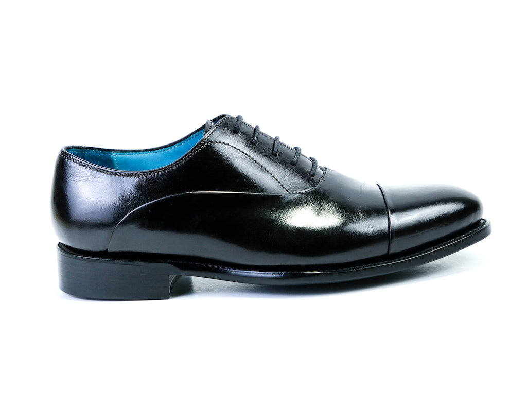 CLASSIC SHOES, BLACK PATINA - READY TO WEAR (37 G)