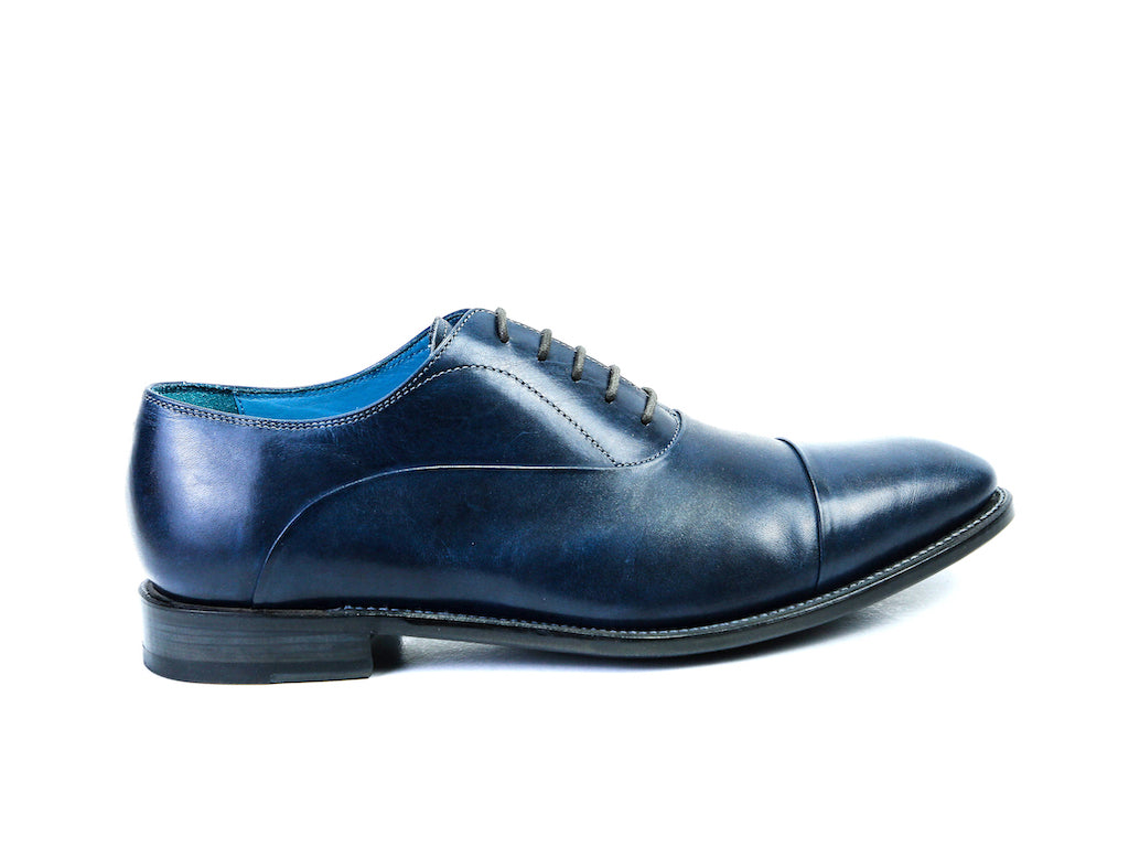 CLASSIC SHOES, BLUE - READY TO WEAR (42 EEE)