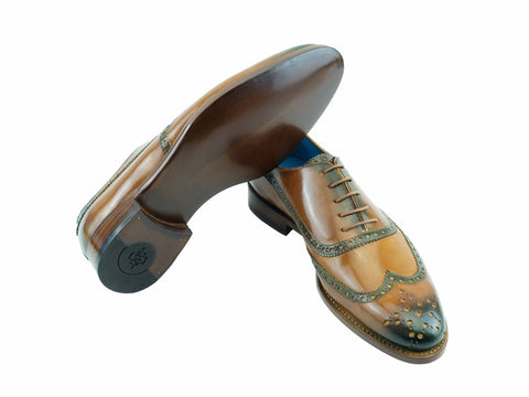 Condore shoes in custom made colours