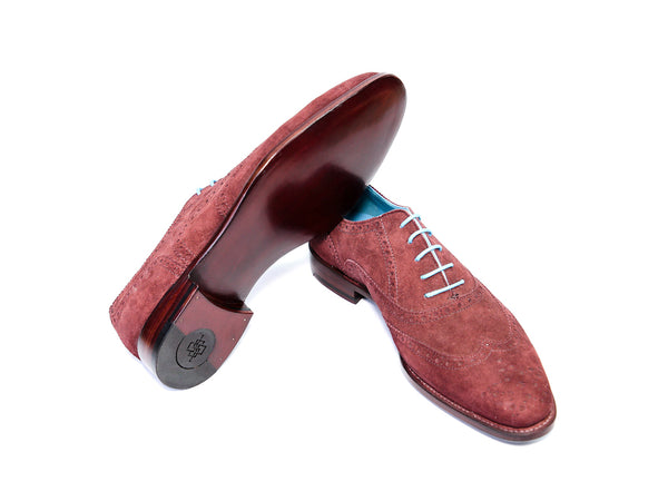 COUNTRYMAN SHOES, RUSSET SUEDE - READY TO WEAR (39 EE)