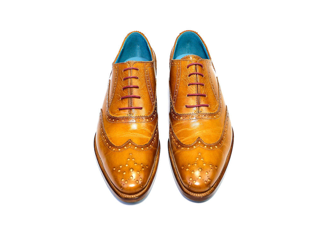 Countryman-Oxford-brogue-shoes-tan-patina-40EE