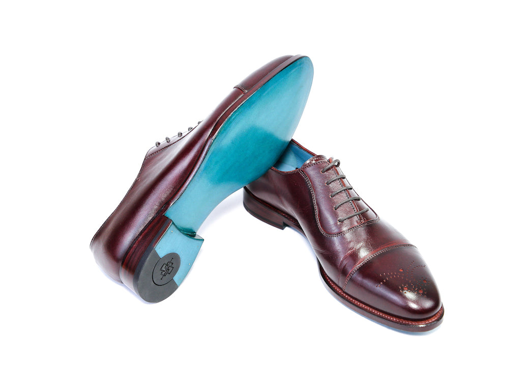 LAUBAT SHOES RED-BROWN READY TO WEAR
