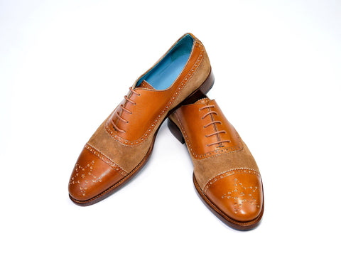 PQ-Oxford-brogue-Goodyear-welted-shoes-brown-40EE