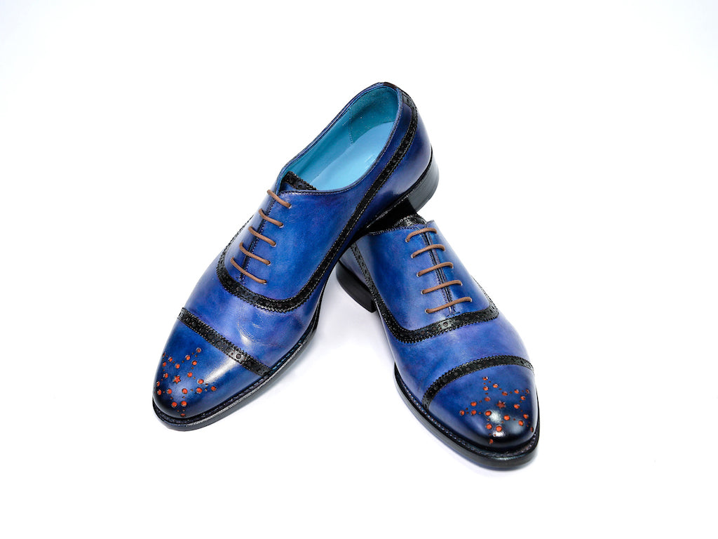 PQ SHOES - ROYAL BLUE - READY TO WEAR (40 EE)