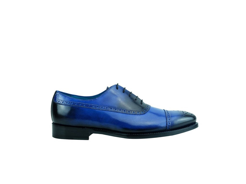 PQ Oxford brogue shoes