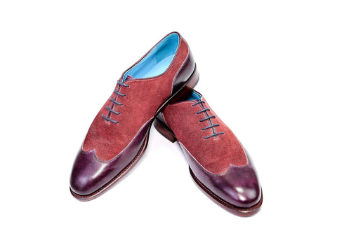 Raymondienne-Oxford-Goodyear-shoes-red-40EE