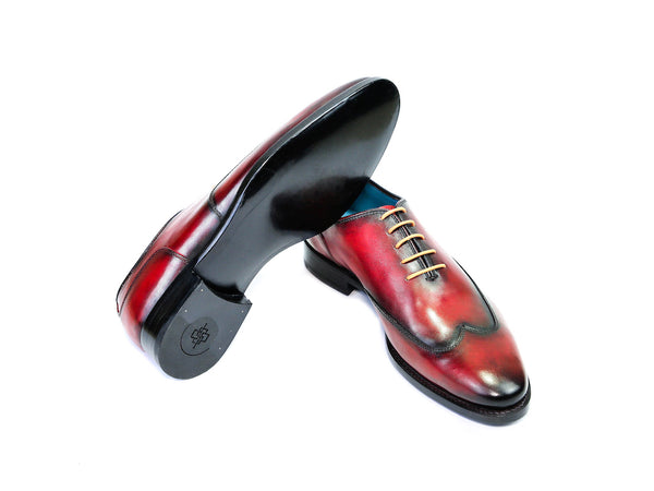 RAYMONDIENNE SHOES DARK RED READY TO WEAR
