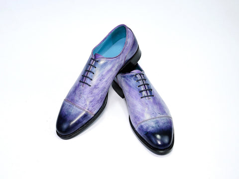 RUSSEL SHOES - PURPLE PATINA - READY TO WEAR (40 EE)