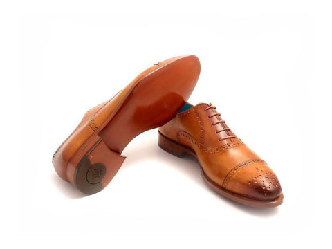 MADE TO ORDER CITIZEN SHOES SAIGON LEATHER PATINA