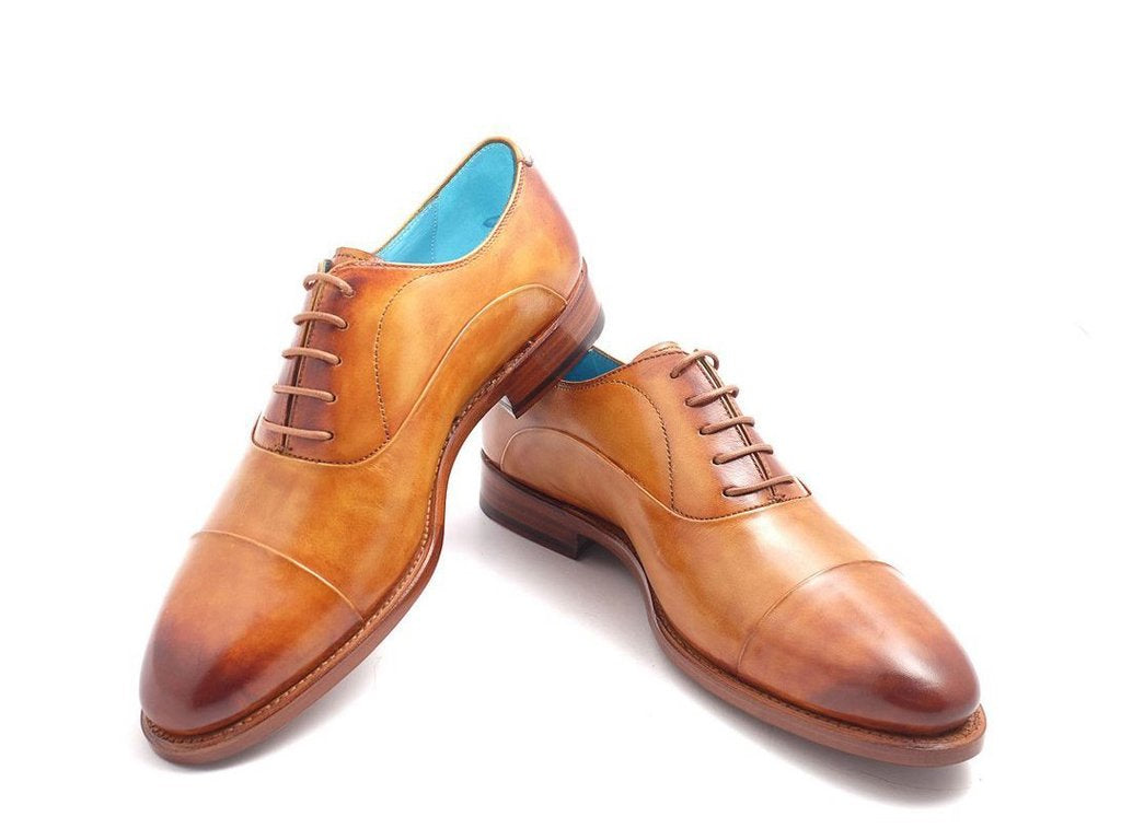 MADE TO ORDER CLASSIC SHOES SAIGON LEATHER PATINA