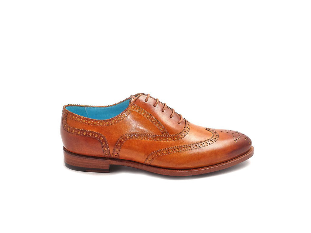 Countryman shoes Saigon leather patina - Made To Order