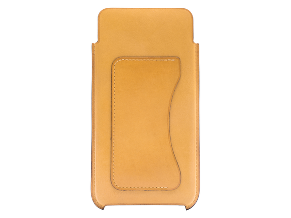 Leather case iPhone 6 plus or 7 plus custom by your chose colour
