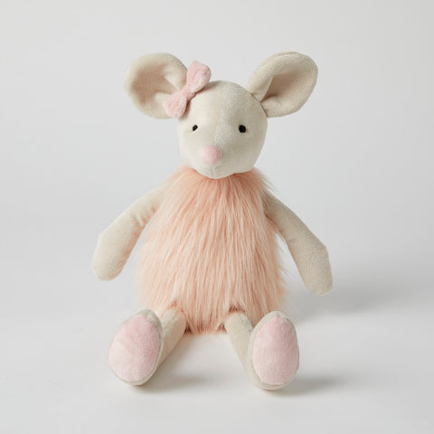 Plush Mouse – Poppy