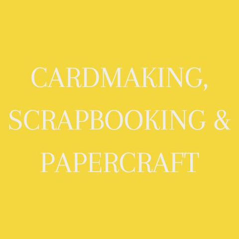 Card-making, Scrapbooking & Papercraft Products