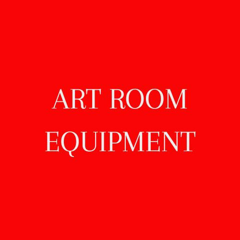Art Room Equipment