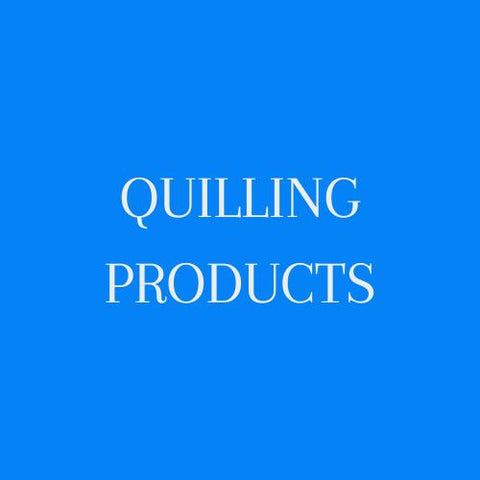 Quilling Products