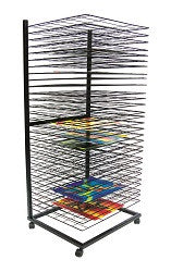 Art Drying Rack Up Right Portable - 30TDH - Collins Craft and School Supplies
