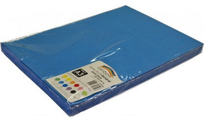Coloured Card A3 200gsm Pack of 100 - Collins Craft and School Supplies