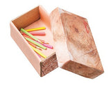 Papier Mache Boxes Small Pack of 24 - BW815 - Collins Craft and School Supplies
