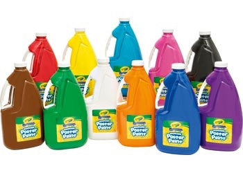 Crayola Washable Poster Paint 2Lt