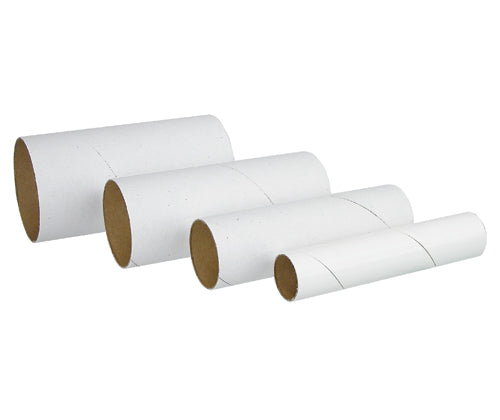 Cardboard Tubes Pack of 60 - CB260 - Collins Craft and School Supplies