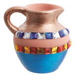 Terracotta Jugs Pack of 10 - CE080 - Collins Craft and School Supplies